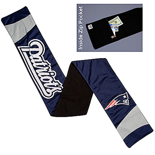 Patriots Jersey Scarf 