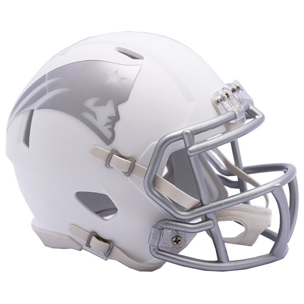 Patriots Ice Mini Helmet