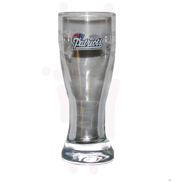 Patriots 2-1/2oz Mini Pilsner Glass