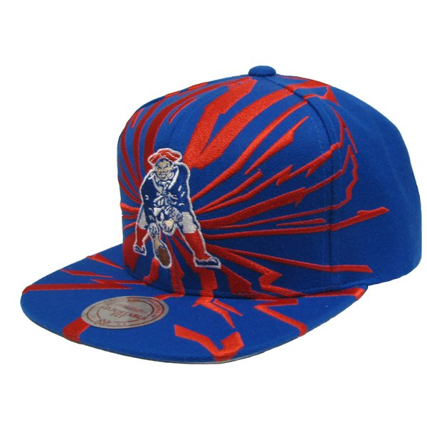 M+N Throwback Earthquake Snapback Cap