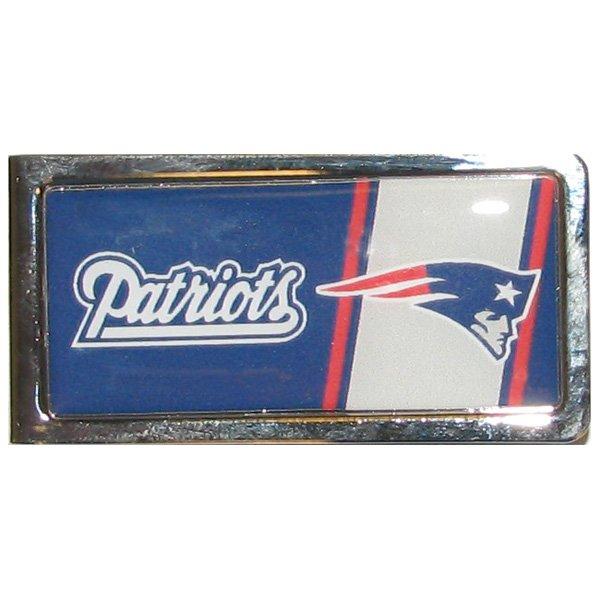 Patriots Logo Money Clip