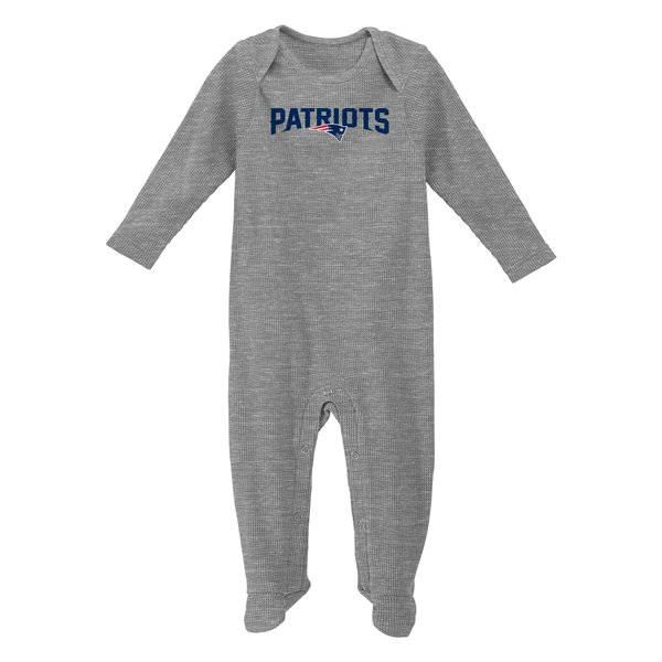 Newborn Big Fan Bodysuit-Navy