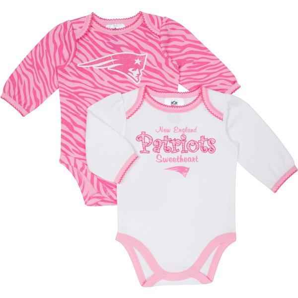 Newborn 2014 Pink Bodysuits-2pk