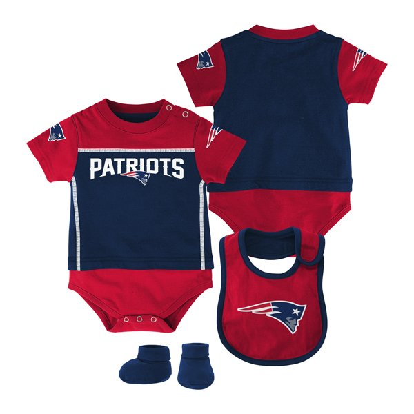 Newborn Lil Jersey 3pc Set