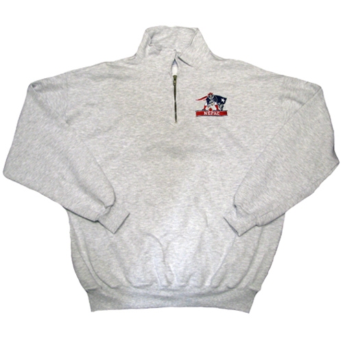 NEPAC 1/4 Zip Sweatshirt