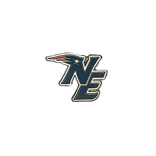 Patriots NE Logo Pin