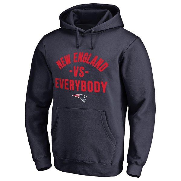 Fanatics New England vs. Everybody Hood-Navy