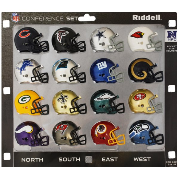 NFC Conference Pocket Pro Set-16pc