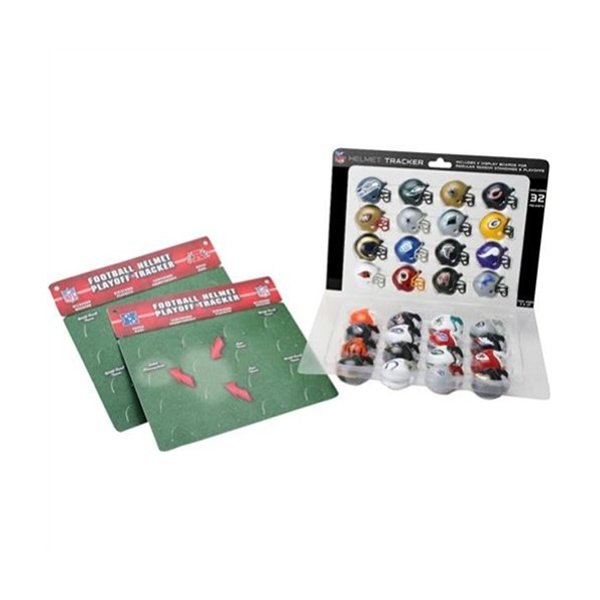 NFL Helmet Tracker Set-32pc
