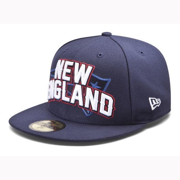 New Era '12 Draft 59Fifty Fitted Navy Cap