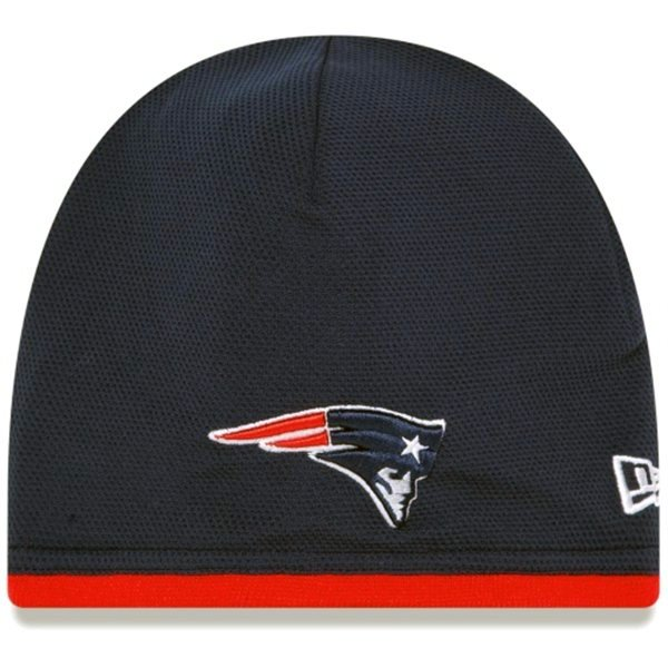 New Era 2013 Tech Knit Hat-Navy