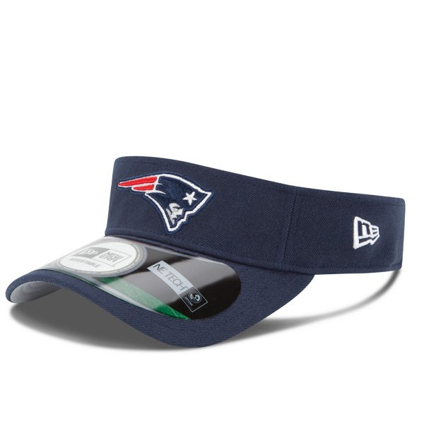 New Era 2013 On Field Visor-Navy
