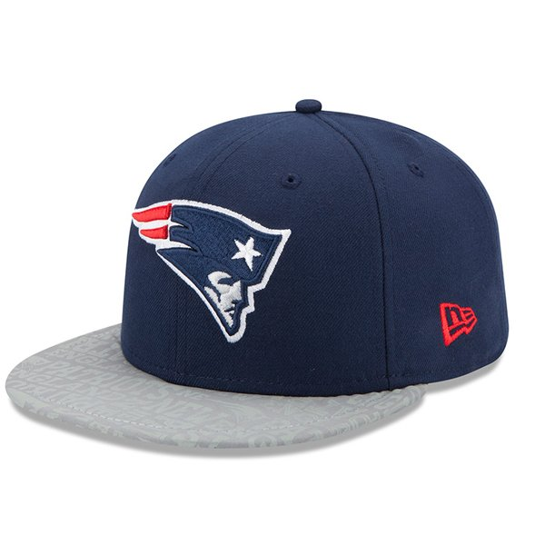 New Era '14 Draft 59Fifty Fitted Cap-Navy