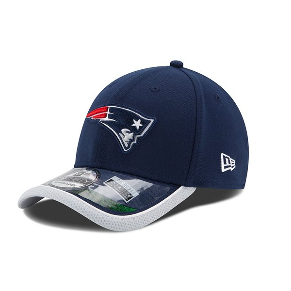 New Era 2014 On Field 39Thirty Cap-Navy/Gray