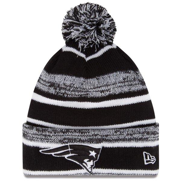 New Era 2014 Sport Knit-Black/White