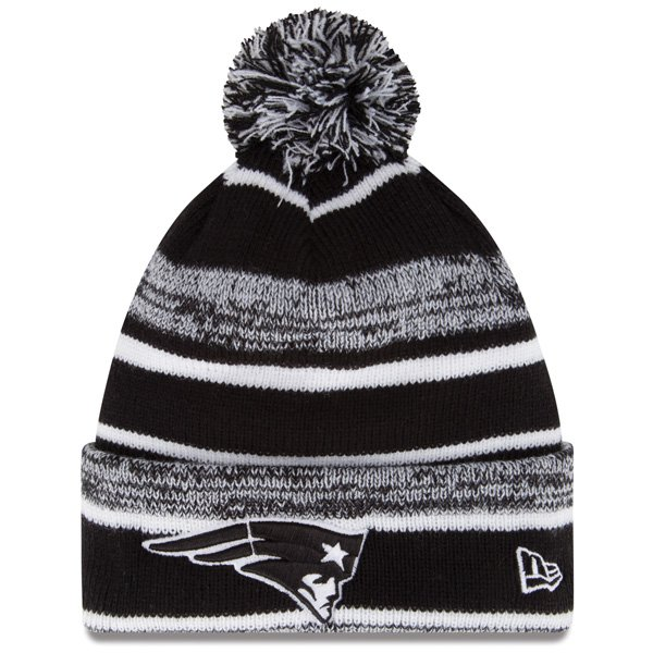 New Era 2014 Sport Knit-Black/White