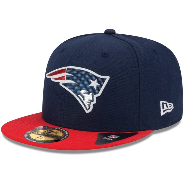 New Era 2015 Draft 59Fifty Fitted Cap-Navy