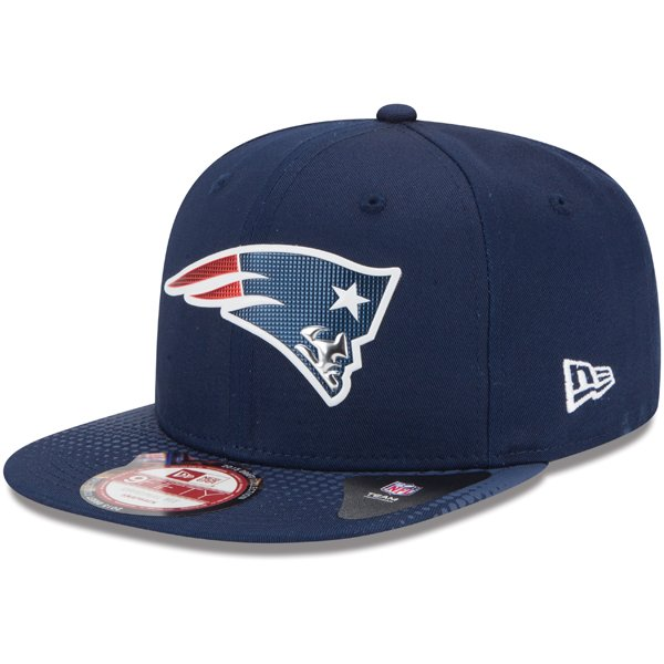 New Era 2015 Draft 9Fifty Snap Cap-Navy