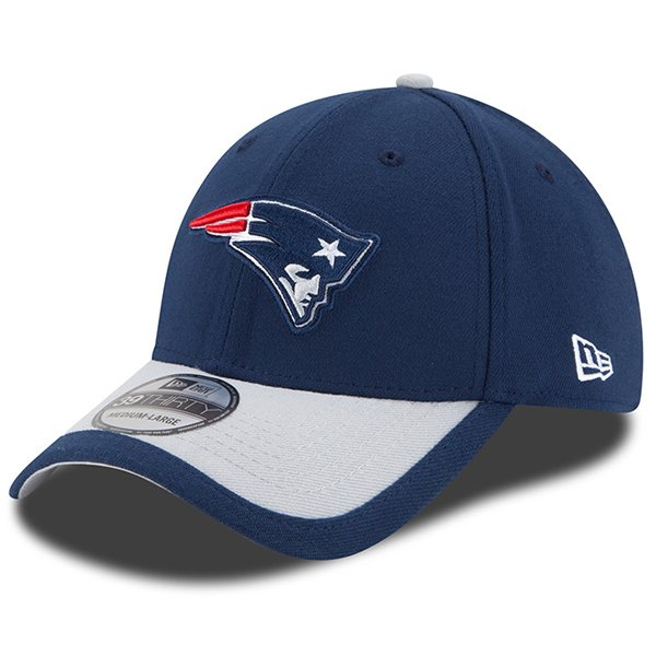 New Era 2015 On Field 39Thirty-Navy/Gray