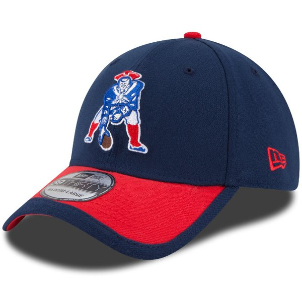 New Era 2015 Throwback On Field 39Thirty-Navy/Red