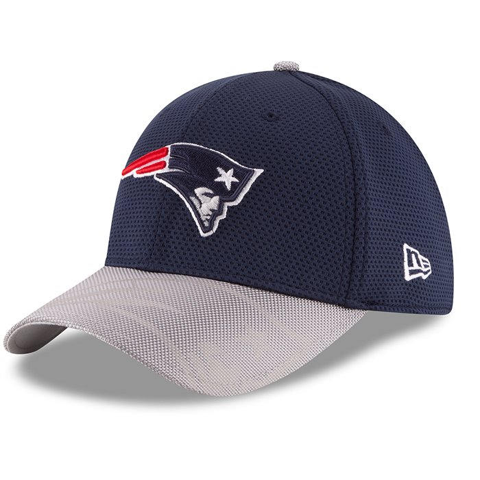 New Era 2016 On Field 39Thirty-Navy/Gray
