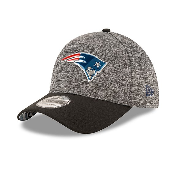 New Era 2016 Draft 39Thirty Flex Cap-Black