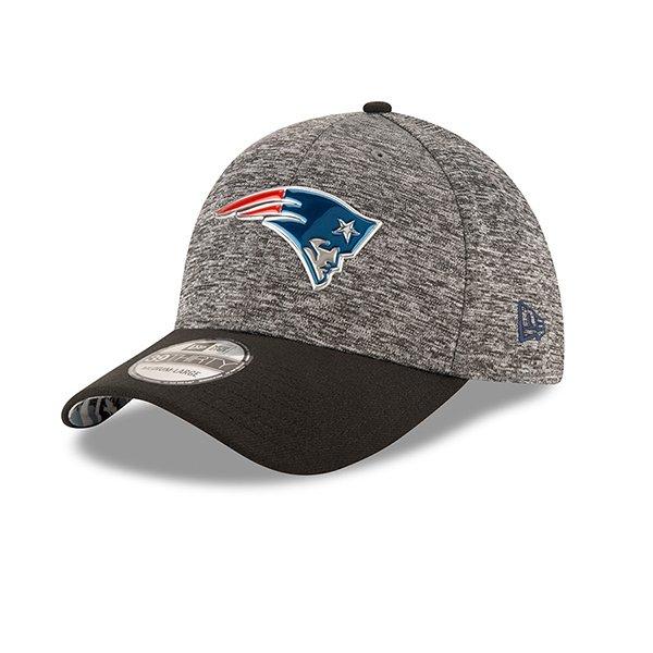 New Era 2016 Draft 39Thirty Flex Cap-Black