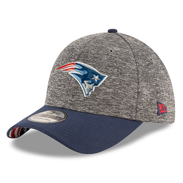 New Era 2016 Draft 39Thirty Flex Cap-Gray