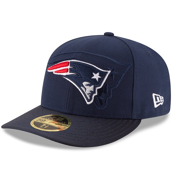 New Era 2016 Sideline 59Fifty Cap-Navy