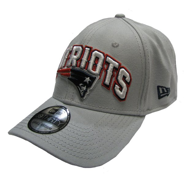 New Era 2012 Draft 39Thirty Flex Cap-Gray