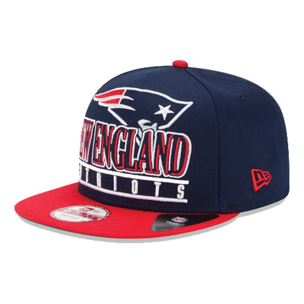 New Era 9Fifty Stack Punch Snap Cap