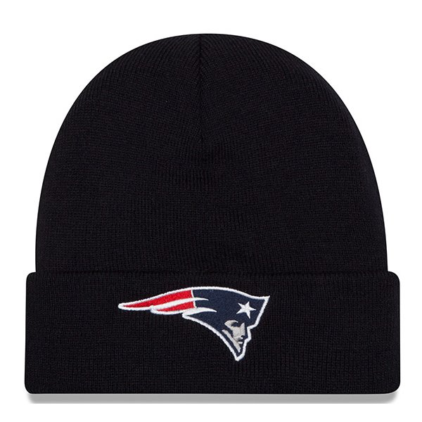 New Era Basic Cuff Knit-Navy
