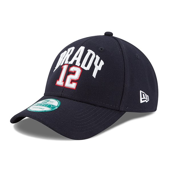 New Era Brady High Reel 9Forty Cap-Navy
