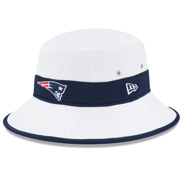 New Era 2015 Training Bucket-White