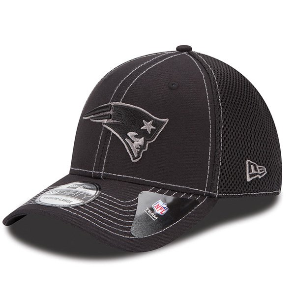 New Era Neo 39Thirty Flex Cap-Black