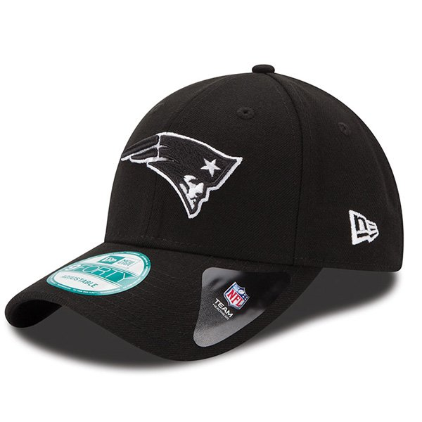 New Era The League 9Forty Cap-Black