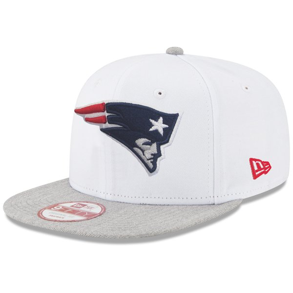 New Era 9Fifty Refresh Snap Cap-White/Gray
