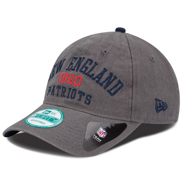 New Era Canvas Go To Cap-Gray