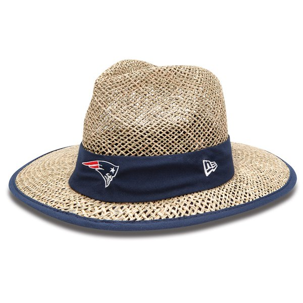 New Era Straw Hat