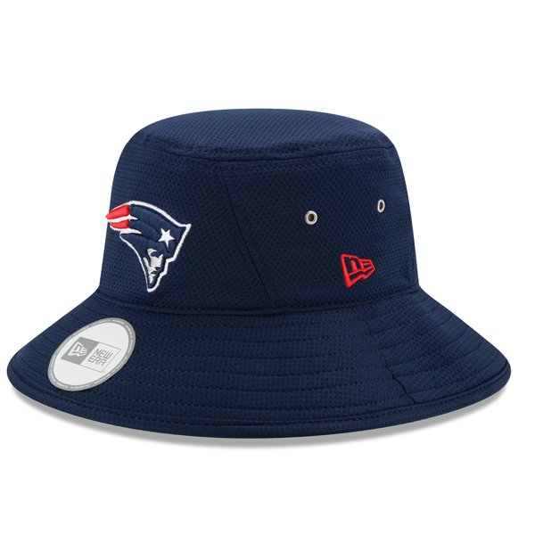 New Era Team Bucket Hat-Navy
