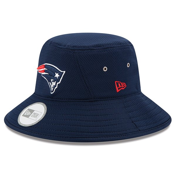 New Era Team Bucket Redux-Navy