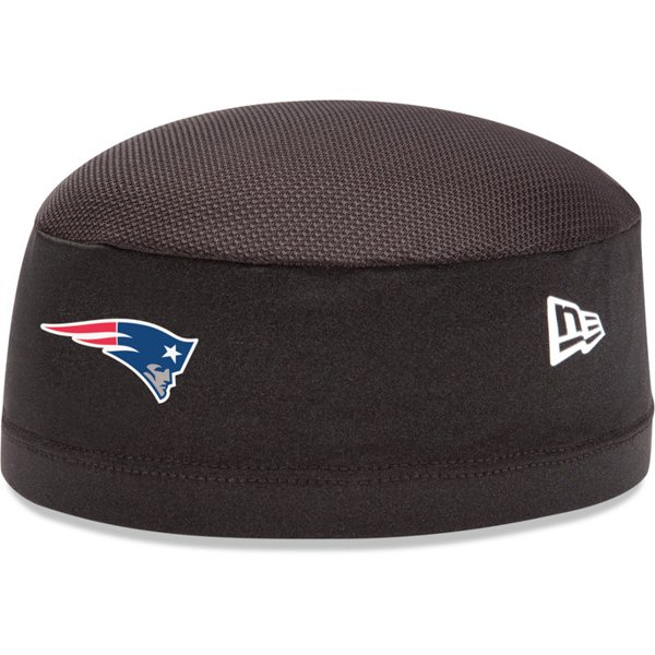 New Era Training Skull Cap-Black