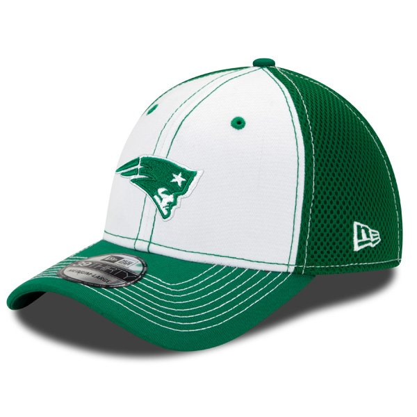 New Era Neo 39Thirty Flex Cap-Green/White