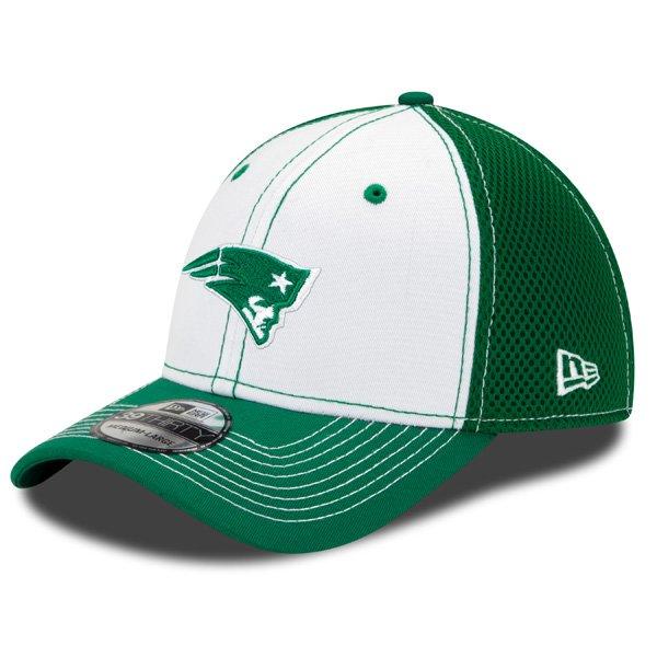 New Era Neo 39Thirty Flex Cap-Green/White