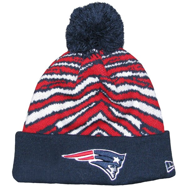 New Era Zubaz Knit Hat