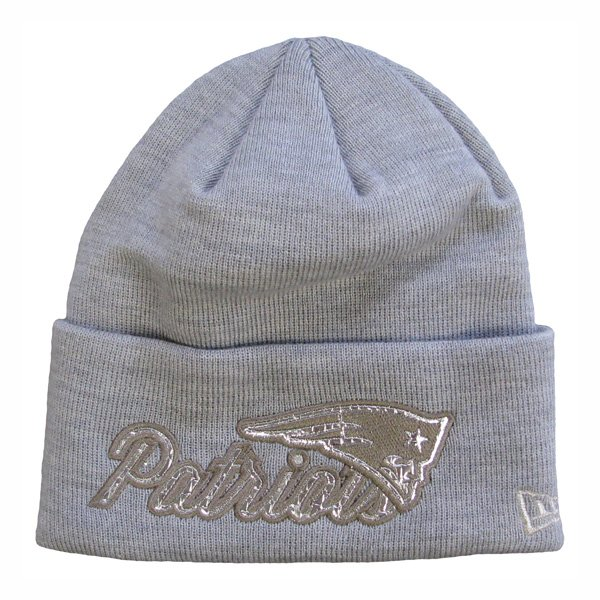 Ladies New Era Metallic Knight Knit