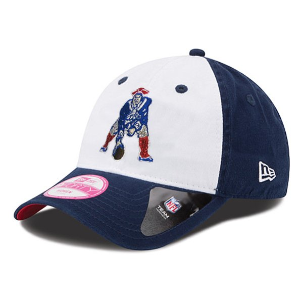 Ladies Throwback New Era Team Glimmer Cap