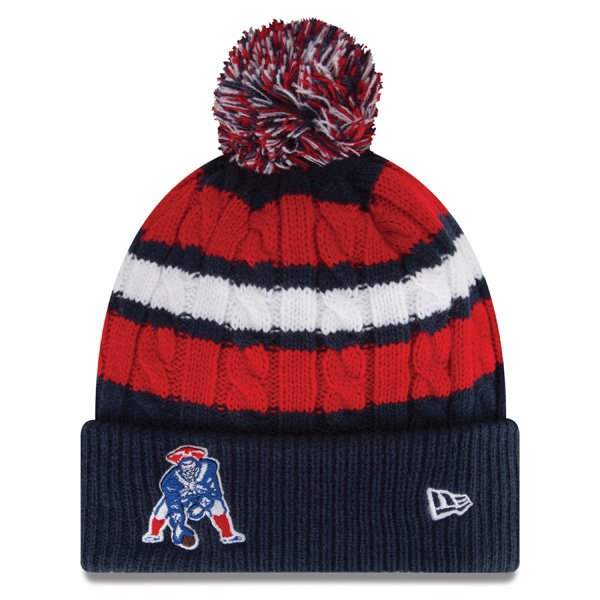 Ladies New Era Throwback Wintry Warm Knit