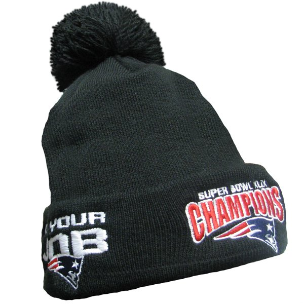 Super Bowl XLIX/Do Your Job Pom Knit by New Era