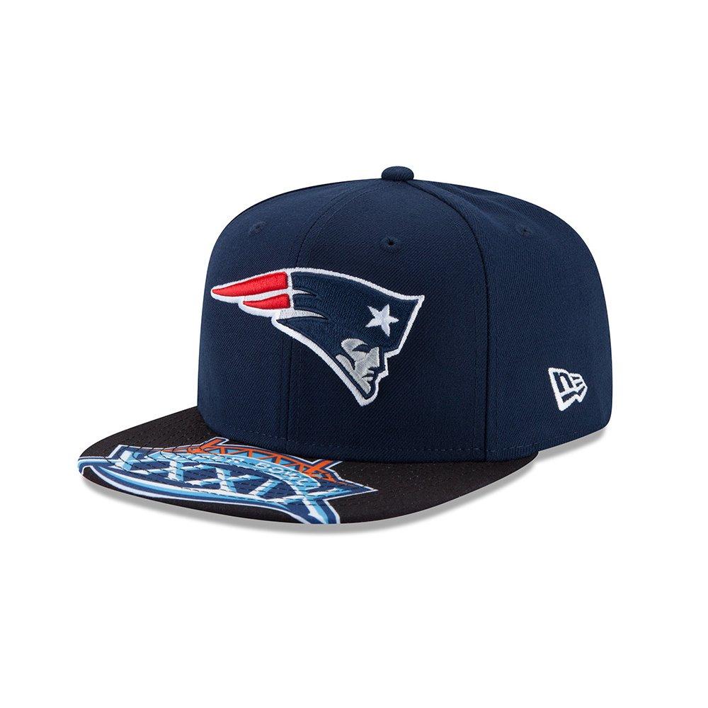 New Era Super Bowl XXXIX Jumbo Vizor 9Fifty Snap Back Cap